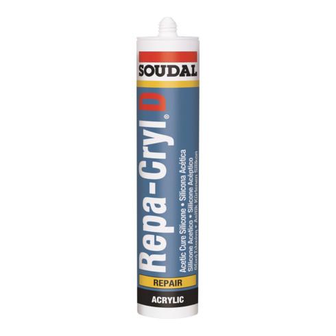 Soudal Acryl Außen Repacryl weiss 310 ml