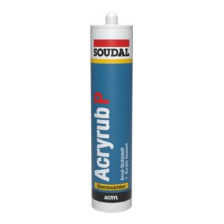 Soudal Maleracryl Acryrub P Innen weiss 310 ml