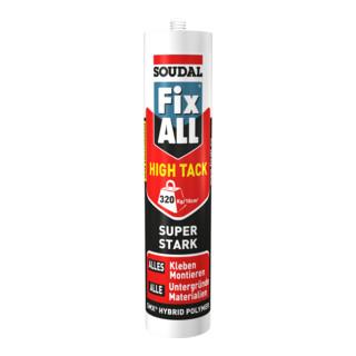 Soudal Montagekleber Fix ALL® High Tack weiss 420 g/290 ml