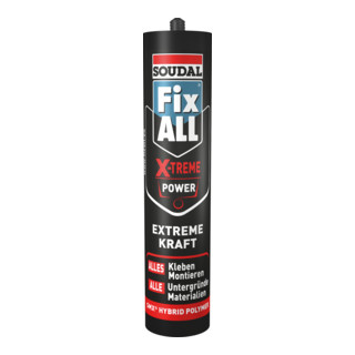 Soudal Montagekleber Fix ALL® X-treme Power