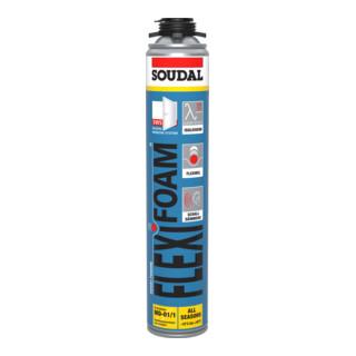 Soudal Profi-Pistolenschaum Flexifoam blau 750 ml