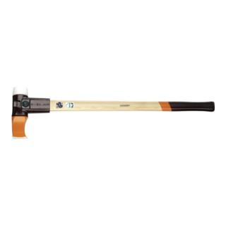Spalthammer L.850mm Simplex Hickorystiel 4100g m.Stielschutz