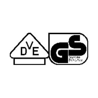 Spannungsprüfer Standard 120-250V AC VDE/GS mit Ansteckcklip