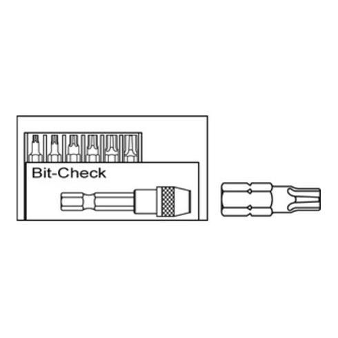 Spax ART 88663 BITcheck a 1 Rapid Bithalter + 6 T-Star plus BITs S