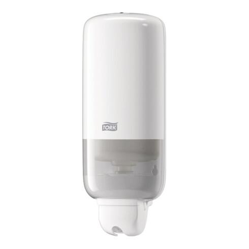 Spender Tork 560000 H296xB112xT114ca.mm 1l weiß TORK