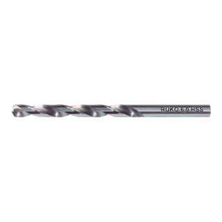 Spiralbohrer DIN 338 Typ N D.2,4mm Spiral-L.30mm HSS RUKO