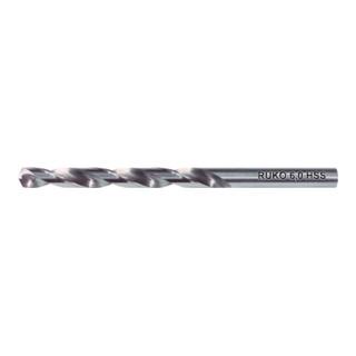 Spiralbohrer DIN 338 Typ N D.4,3mm Spiral-L.47mm HSS RUKO
