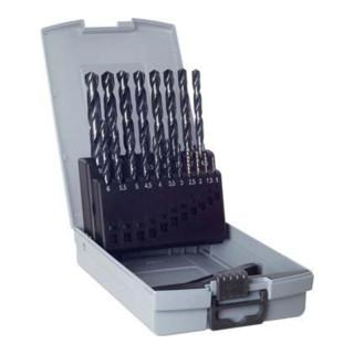 Spiralbohrer-Satz D338N HSS 1-10,5mm geschl. Gühring
