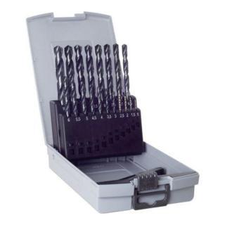 Spiralbohrer-Satz D338N HSS 1-10,5mm geschliffen Gühring