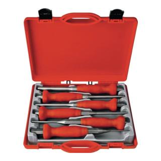 Splintentreibersatz 6tlg 2-8mm i.Ku.-Box PEDDINGHAUS