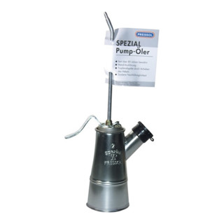 Spritzöler Spezial 250ml m.Tropfenabgabe PRESSOL a.Weißblech