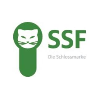 SSF Zimmertüren-Einsteckschloss Klasse 1