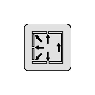 Stabelektrode Fincord 2,5x350mm niedriglegiert dick rutil-umhüllt 4,2kg