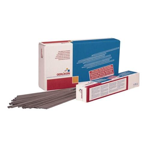 Stabelektrode Overcord 2,0x250mm niedrigleg.rutilzellulose-umhüllt 205 St./1,6kg