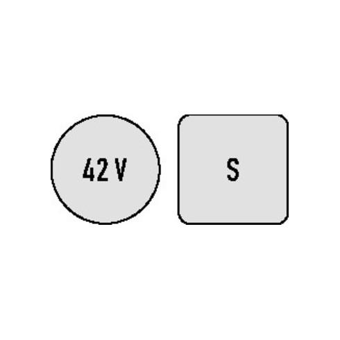 Stabelektrode SUPRANOX 316L E 19 12 3 L R 12 2,5x300mm hochlegiert OERLIKON