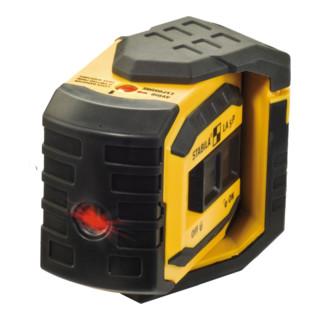 STABILA 5-Punkt-Laser LA-5P 4-teiliges Set