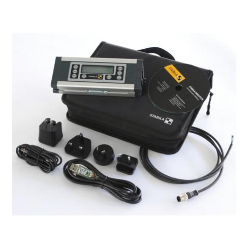 STABILA Elektronik-Neigungsmesser TECH 1000 DP, 6-teiliges Set