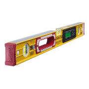 Stabila Elektronik-Wasserwaage TECH 196 electronic IP 65 61 cm mit 2 Digital-Displays