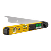STABILA Elektronik-Winkelmesser TECH 700 DA 45 cm mit Digital-Display