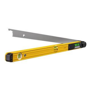 STABILA Elektronik-Winkelmesser TECH 700 DA 80 cm mit Digital-Display