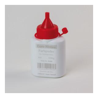 STABILA Farbpuder Type FP-R 100 g rot