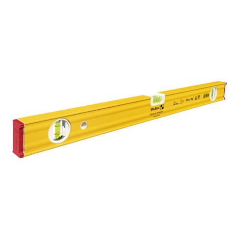STABILA Wasserwaage 80 AS-2 Alu.gelb ± 0,5 mm/m
