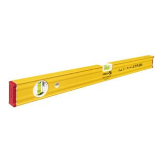 STABILA Wasserwaage 80 ASM Alu.gelb ± 0,5 mm/m