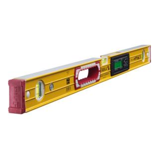 STABILA Wasserwaage TECH 196 electronic 81 cm Aluminium gelb ± 0,5mm/m mit Griff