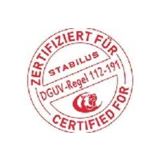 Stabilus Sicherheitsschuh Flash blue Gr.45 blau/schwarz Textil S1 ESD EN 20345