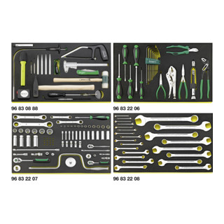 Stahlwille 13214 WW Line Maintenance Set