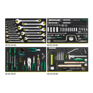 Stahlwille 13214a WW Line Maintenance Set
