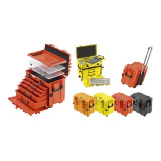 Stahlwille 13217 Werkzeug-Trolley leuchtgelb
