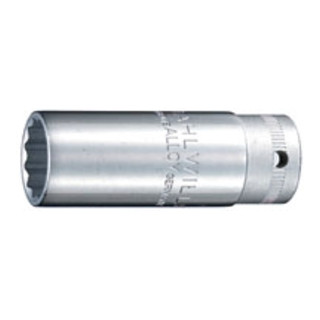 Stahlwille 4600 Zündkerzen-Steckschlüsseleinsatz 3/8 16-5/8 mm-