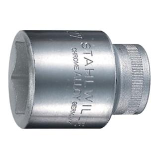 Stahlwille 52 Steckschlüsseleinsätze 1/2 10 mm