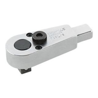 Stahlwille 725L/5 Einsteckknarre 3/8  für Werkzeugaufnahme 9x12 mm