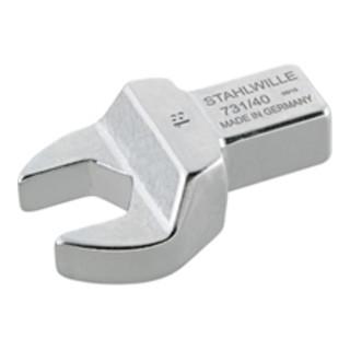 Stahlwille Maul-Einsteckwerkzeuge 731/40