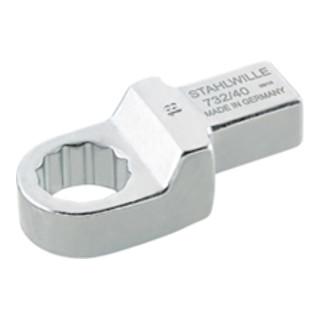 Stahlwille Ring-Einsteckwerkzeuge 732/40