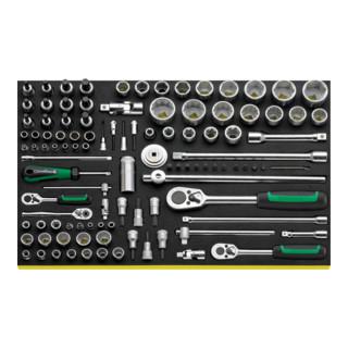 Stahlwille TCS 40/45/50/89/19 Werkzeuge in TCS Einlage