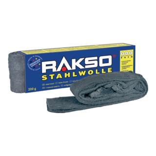 Stahlwolle mittel 0 200g RAKSO