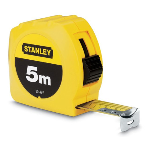 Stanley Bandmaß Stanley 5m/19mm M/E