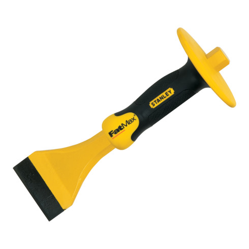 Stanley Elektrikermeissel FatMax mit Handschutz