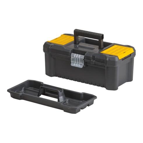 Stanley Essential-Box 12,5 Metall