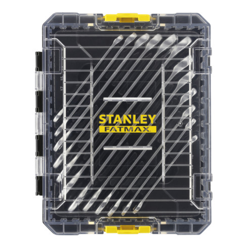 Stanley Ringmaulschlüssel-Set Medium, 12-teilig