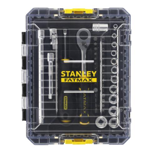 Stanley Steckschlüssel-Set STAK 1/4 Zoll, 48-teilig