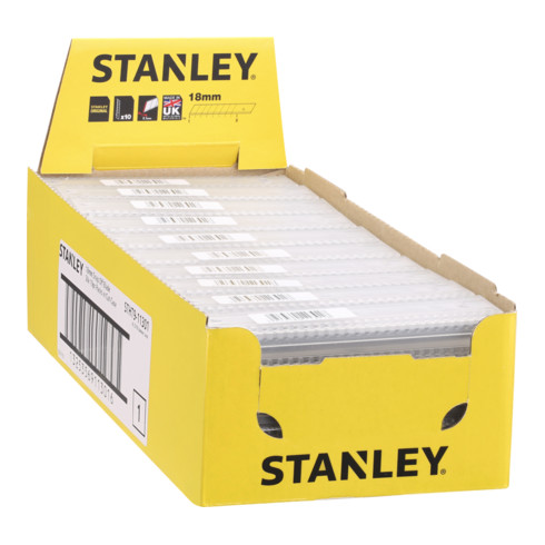Stanley Thekendisplay, 50 Klingenspender 18mm