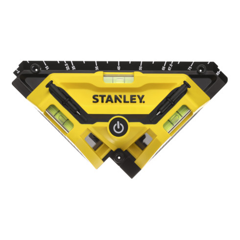 Stanley Winkel-Laser, Rot
