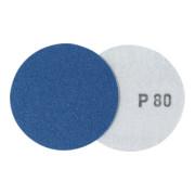 Starcke Gewebe-Klett-Schleifscheibe (ZA),⌀ 125 mm, Körnung: 120