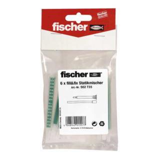 Fischer Statikmischer fill and fix Beutel