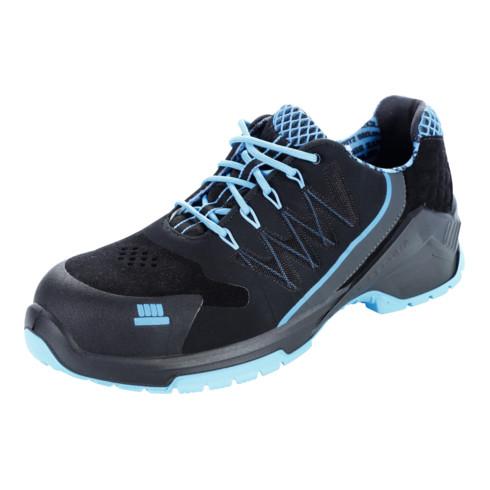 Steitz SECURA Halbschuh schwarz/blau VD PRO 1100 VF ESD, S1P NB, EU-Schuhgröße: 40