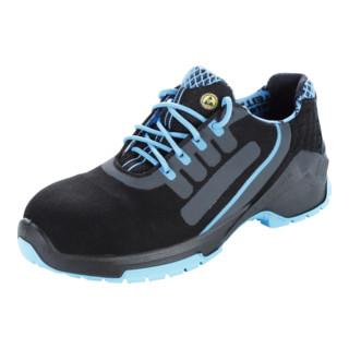 Steitz SECURA Halbschuh schwarz/blau VD PRO 1500 ESD, S2 NB, EU-Schuhgröße: 36